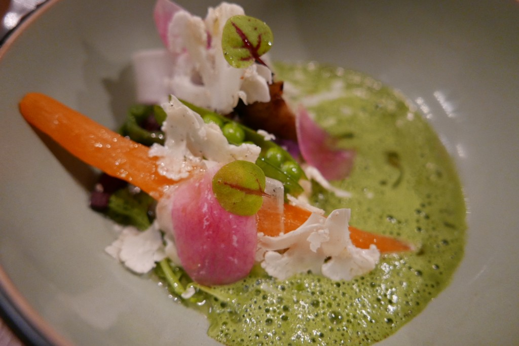 Légumes croquants © GP