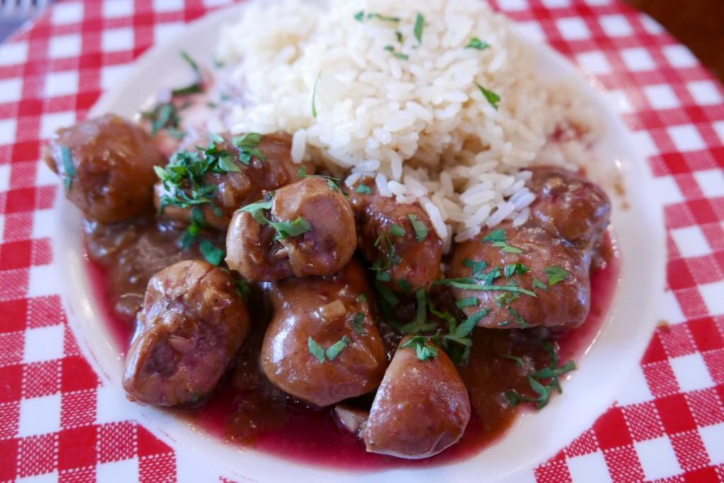 Rognon de veau sauce Bercy © GP
