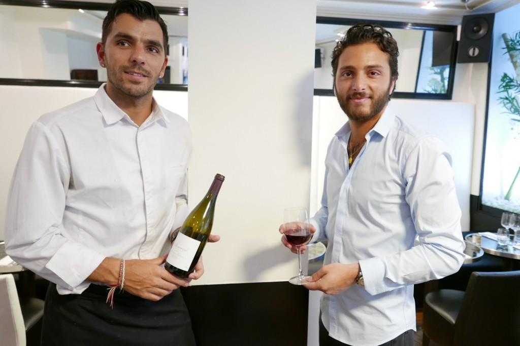 Hugo Pinto et Alexandre Ney ©GP