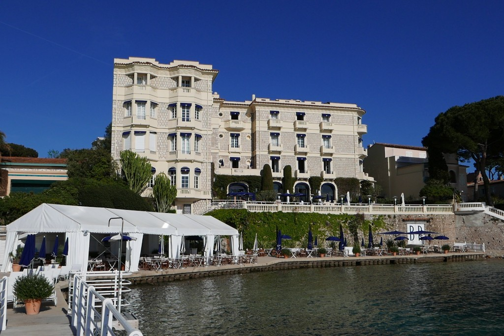 H tel belles rives h tel juan les pins un h tel de r ve for Hotels juan les pins