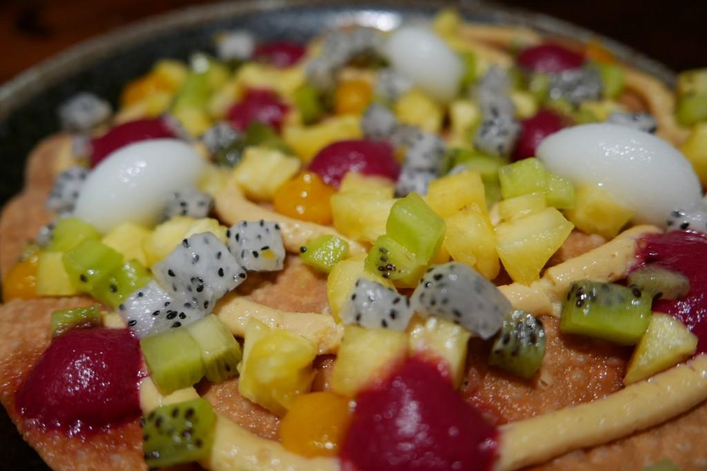 Galette aux fruits © GP