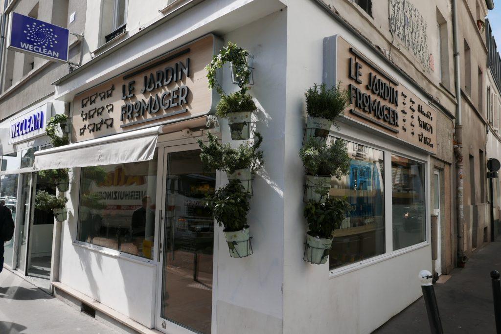 le jardin fromager fromager paris 11e les fromages de
