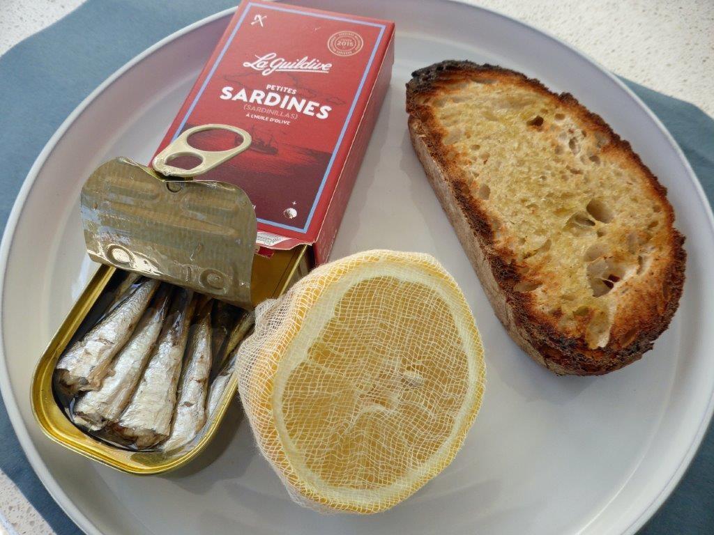 Sardines © AA