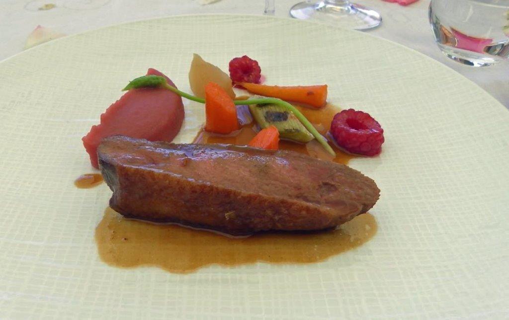 Filet de canard ©AA