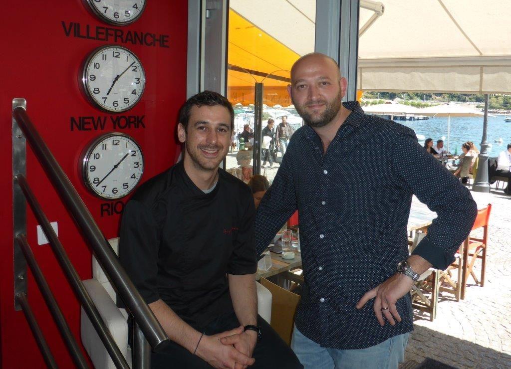 Grégory et Adrien ©AA