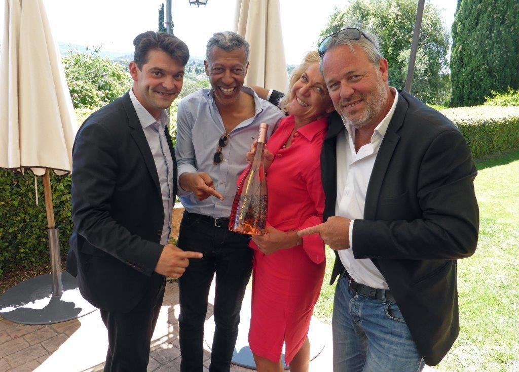 Jérome, Rachid, Valérie et Christophe ©AA