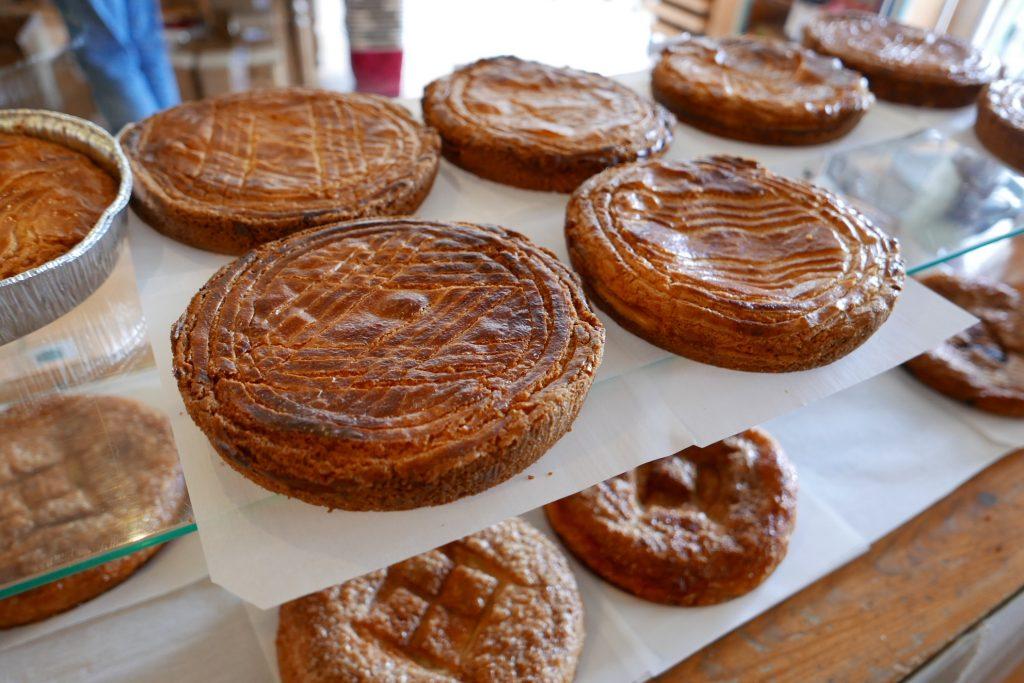 Gâteaux bretons et kouign amann © GP