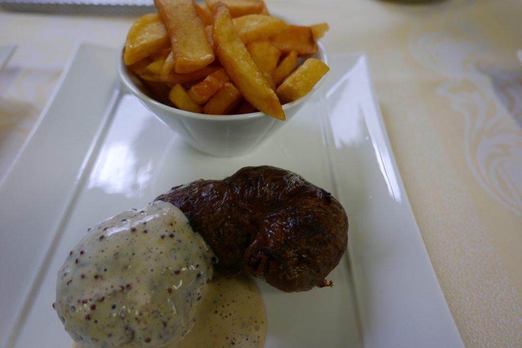 Andouillette sauce moutarde © GP