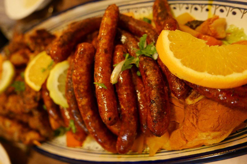 Viandes du couscous © GP