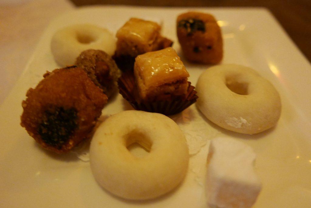 Pâtisseries orientales ©GP