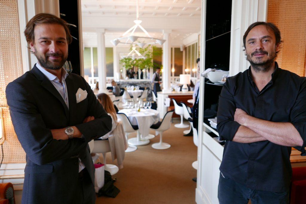 Gilles Malafosse et Benoît Dargère © GP