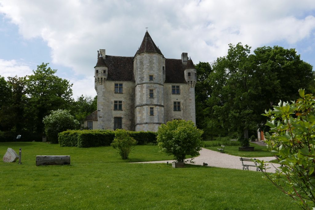 Manoir de Courboyer © GP