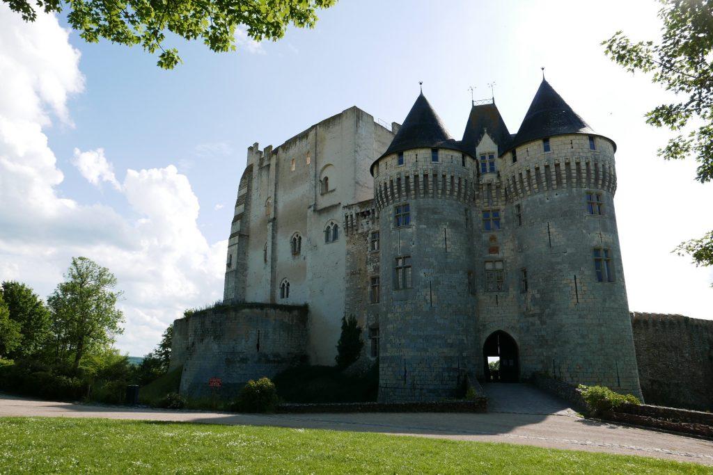 Château de Nogent-Le-Rotrou © GP