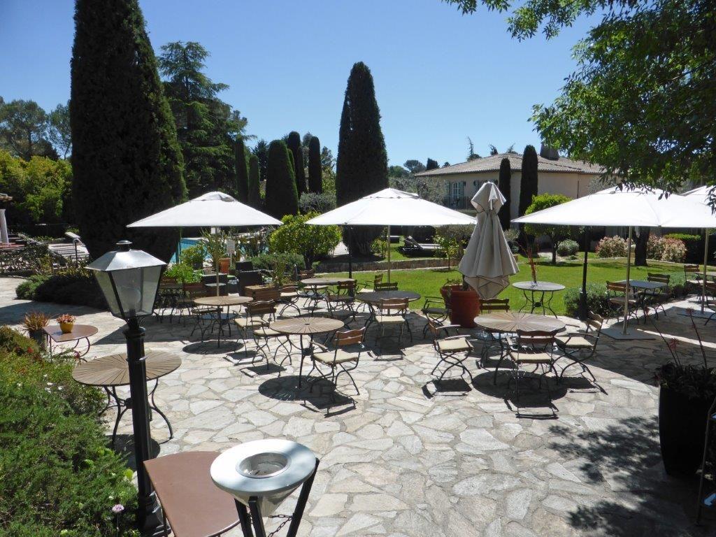 Restaurant le jardin l 39 h tel de mougins restaurant for Le jardin mougins