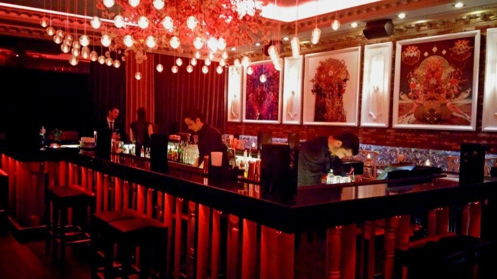 Le bar © AA