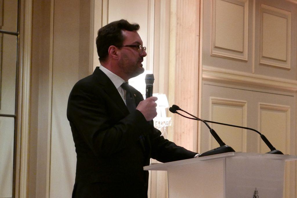 Nicolas Chatenier aux GTM © GP