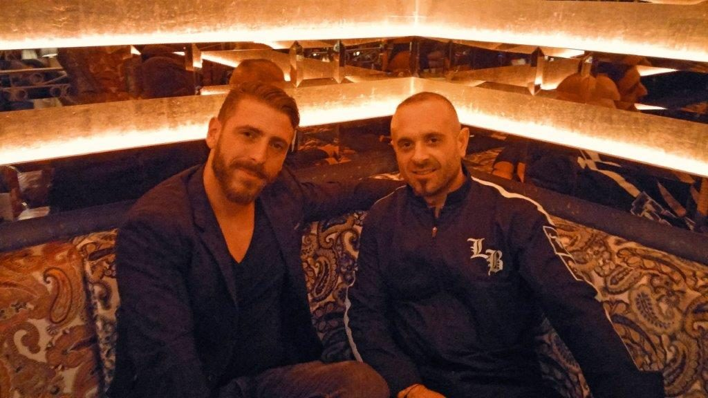 Nicolas et Laurent ©AA