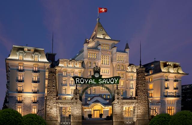 Le Royal Savoy © Royal Savoy