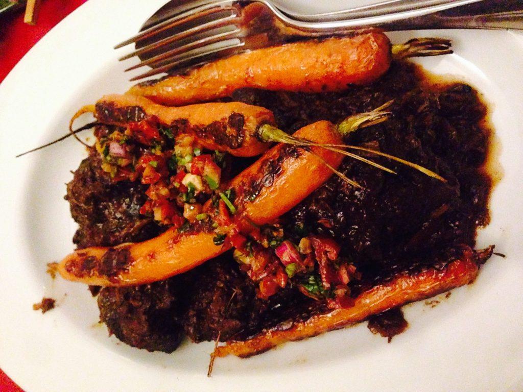 Daube de boeuf aux carottes © HC