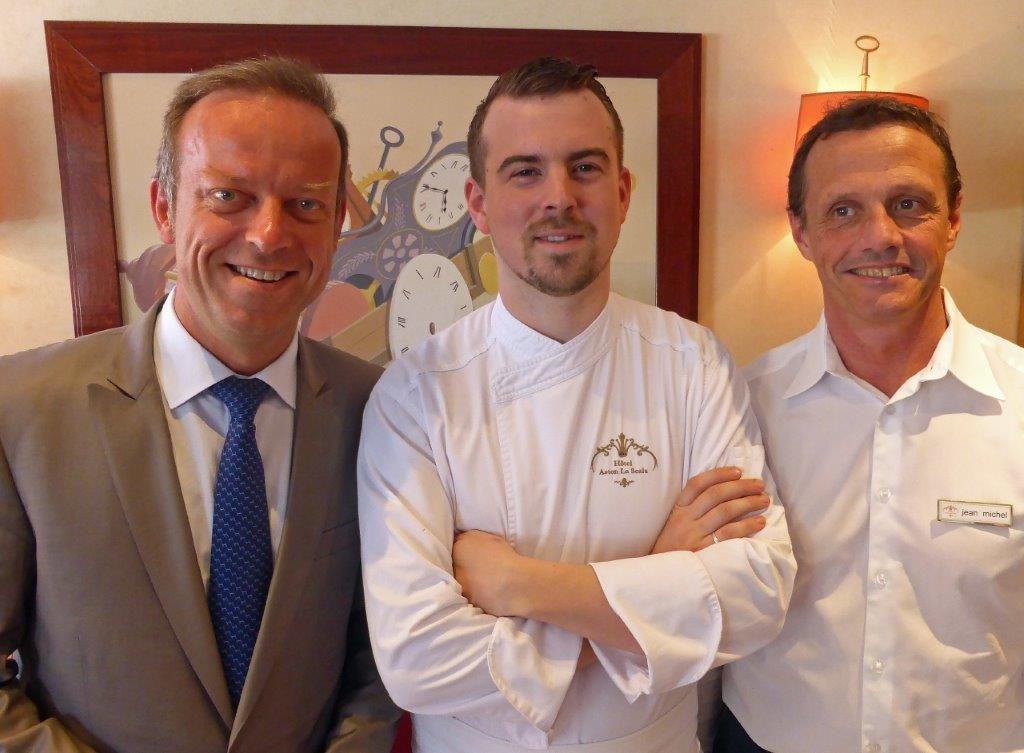 Eric, Victor et Jean Michel ©AA
