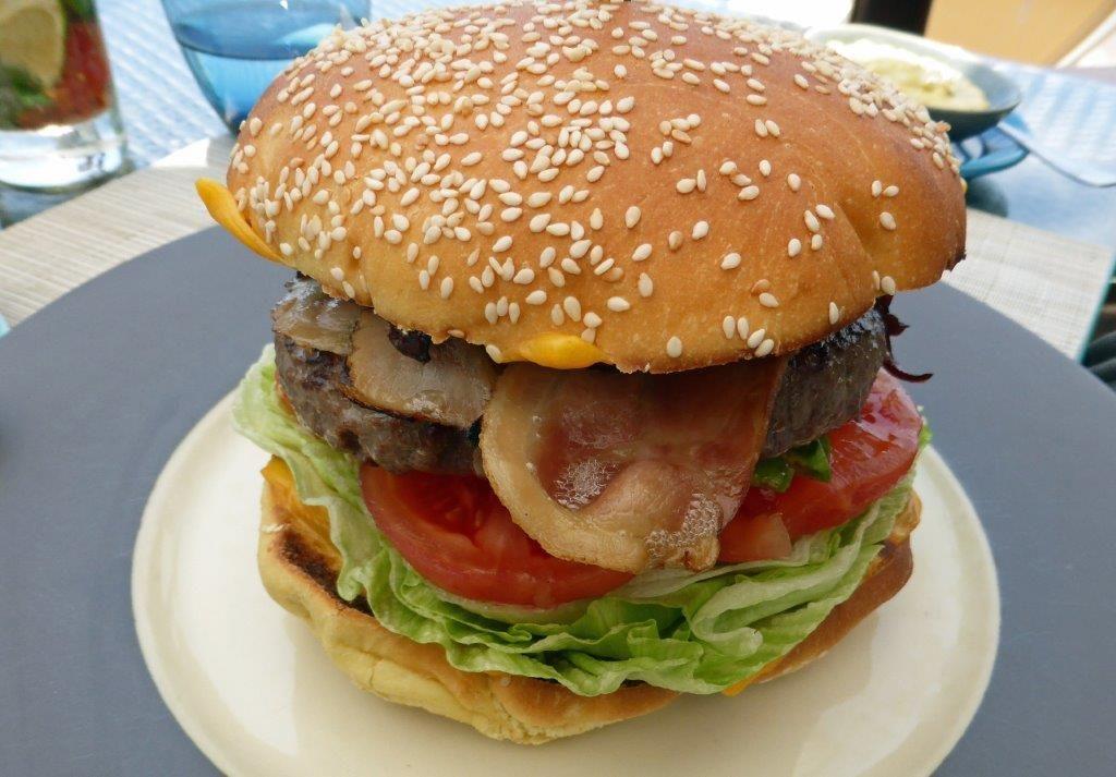 Hamburger © AA