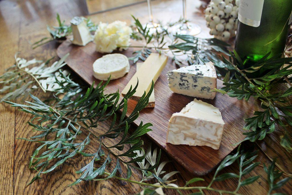 Planche de fromages © DR