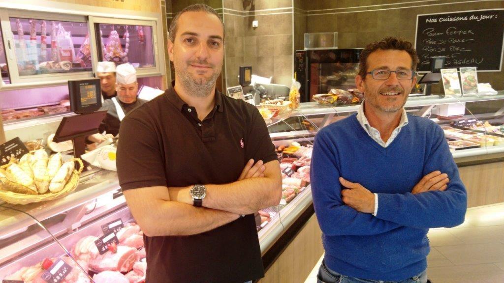 Julien et Domenico ©AA