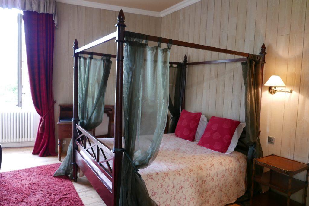 Une chambre au château © GP