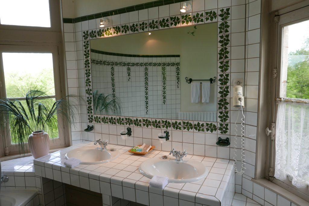 La salle de bain © GP