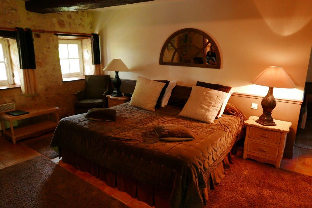 Une chambre au moulin © GP
