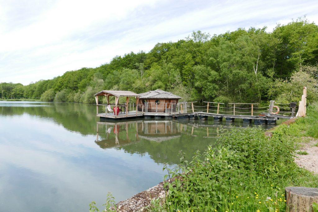 La cabane sur l'eau © GP