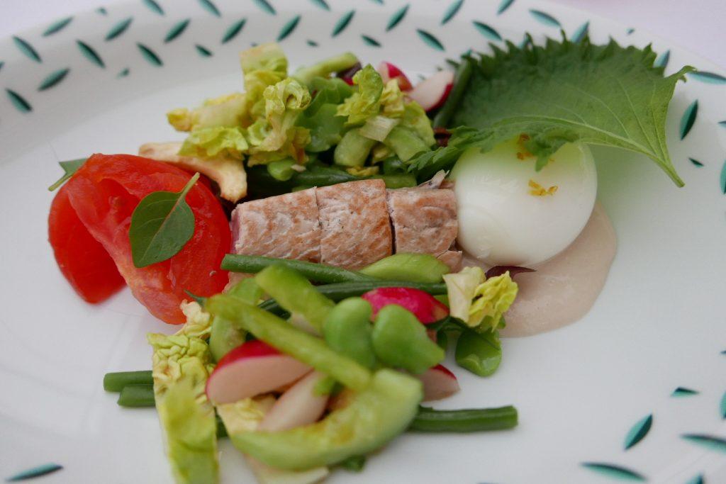 Salade niçoise ©GP
