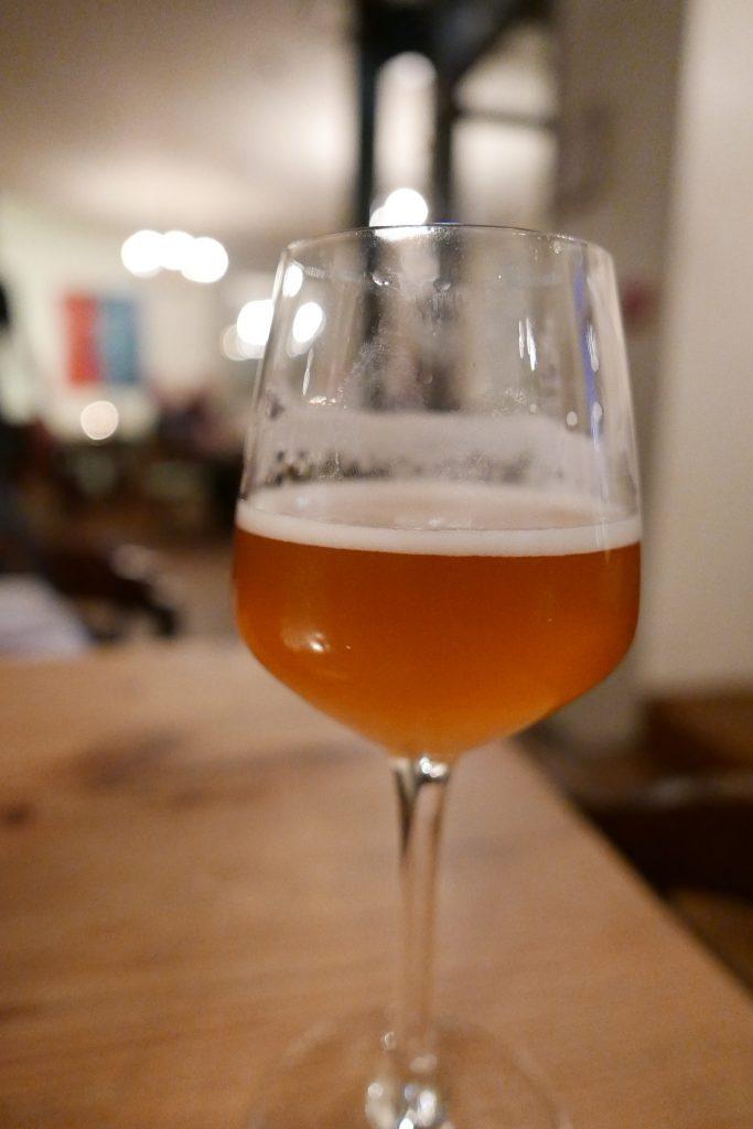 Une bière © GP