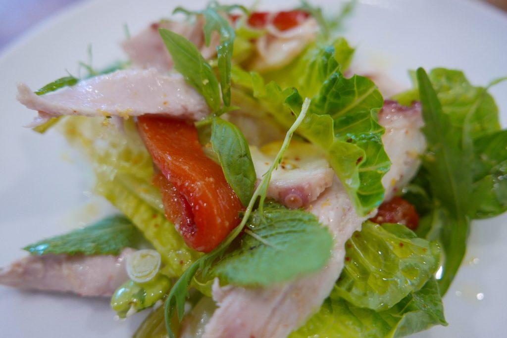 Salade de thon © GP