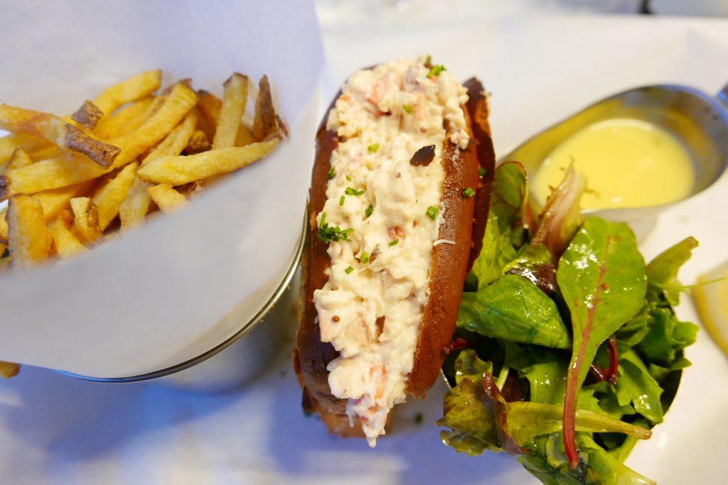 Lobster Roll © GP