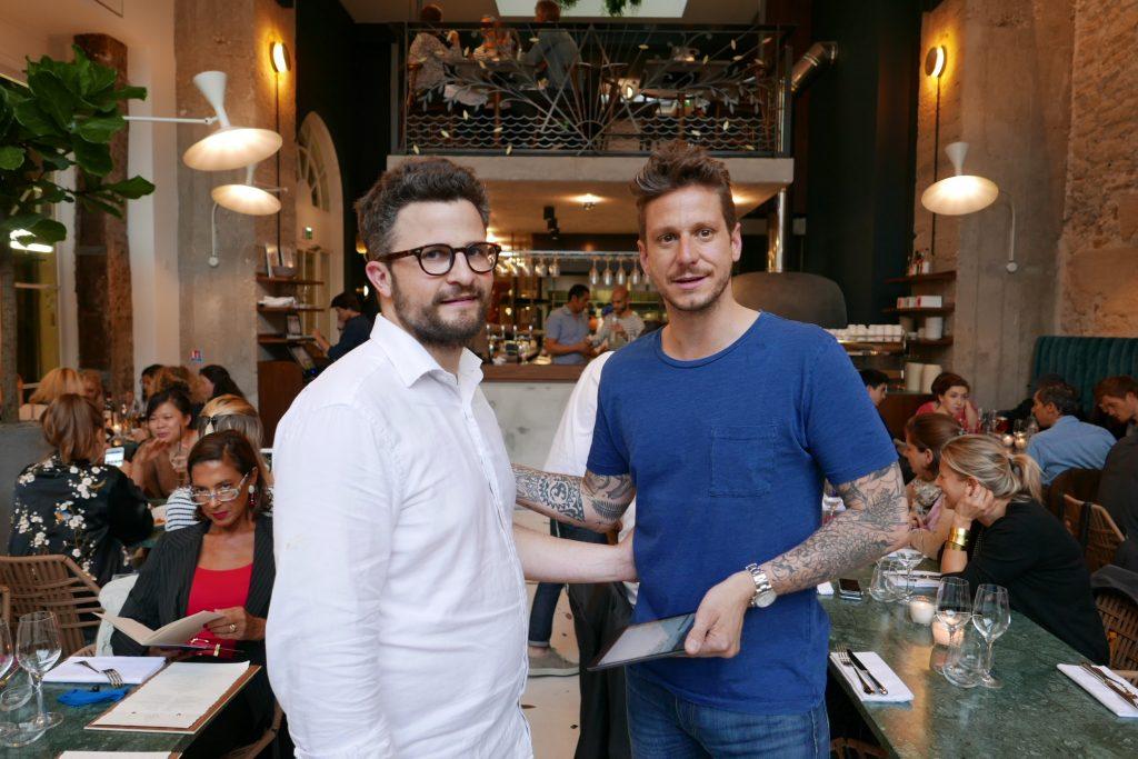 Alexandre Giesbert et Julien Ross © GP