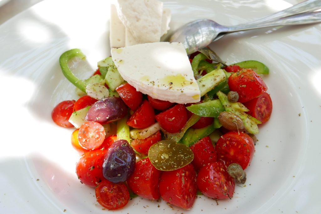 Salade grecque © GP