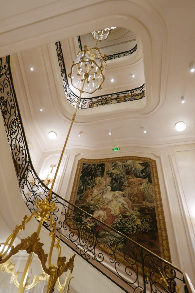 Le grand escalier © GP