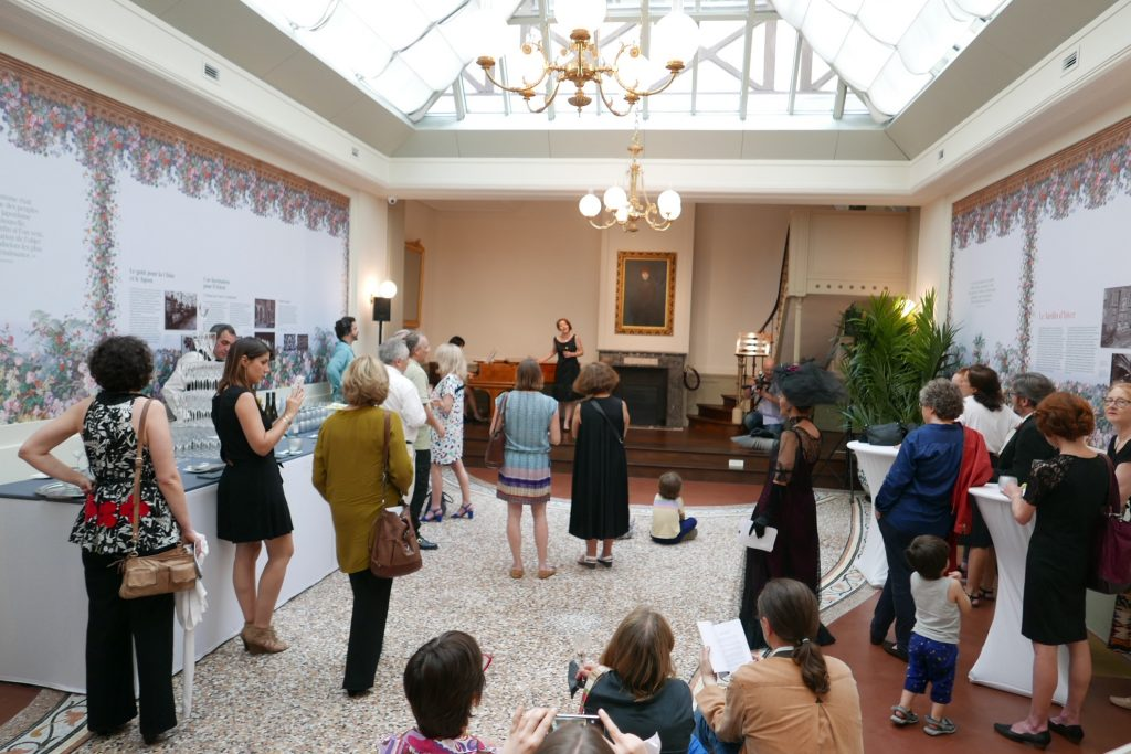 Inauguration du musée © GP