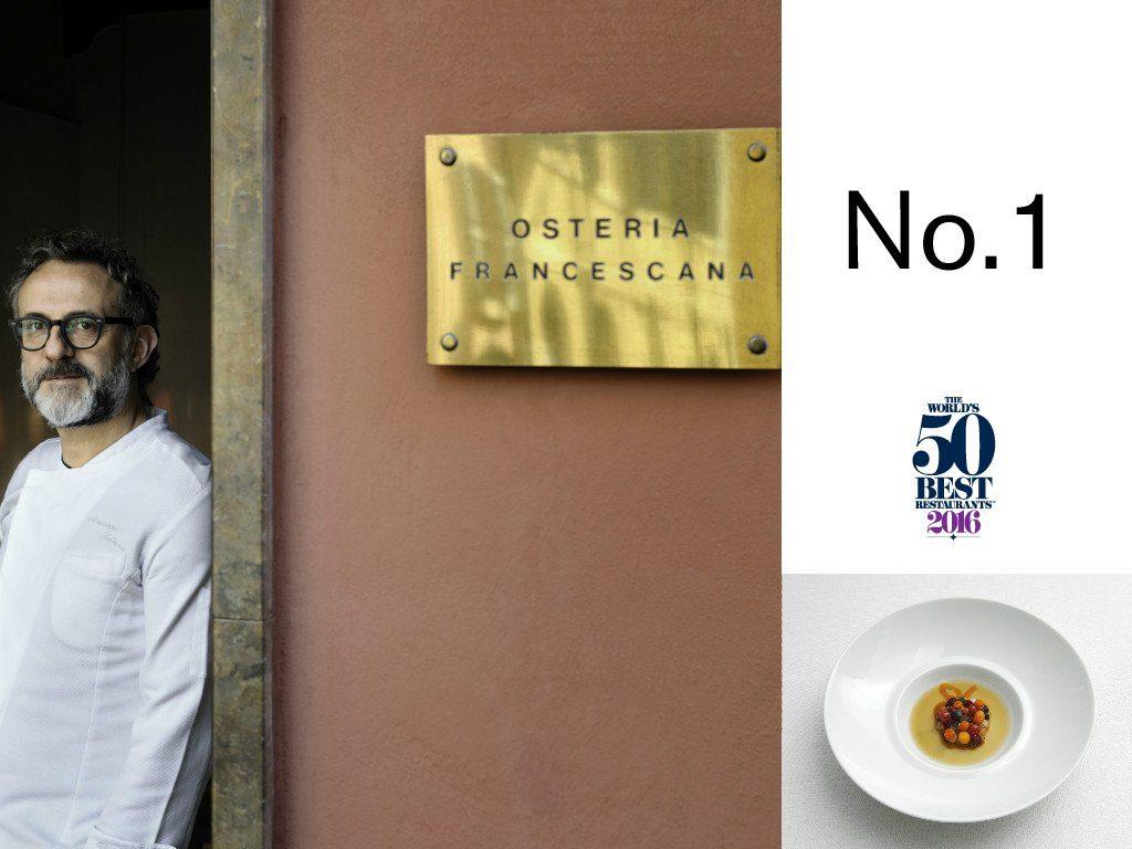 Massimo Bottura ©50Best