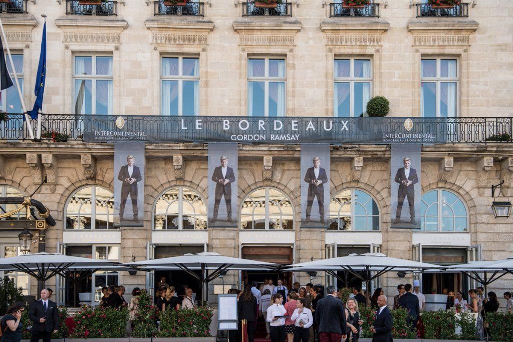 Le Bordeaux au Grand Hôtel © GR