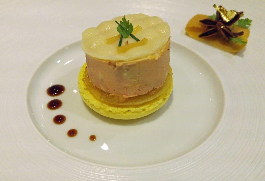 Foie gras de canard d'Andignac ©AA