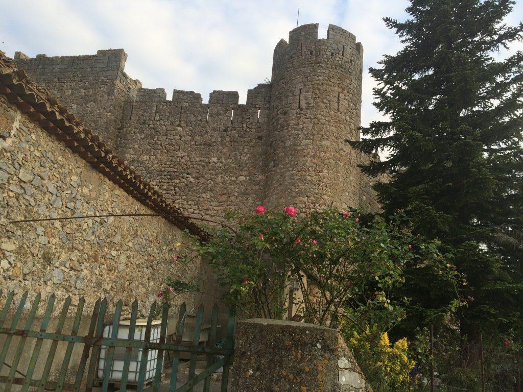 Le château © GP