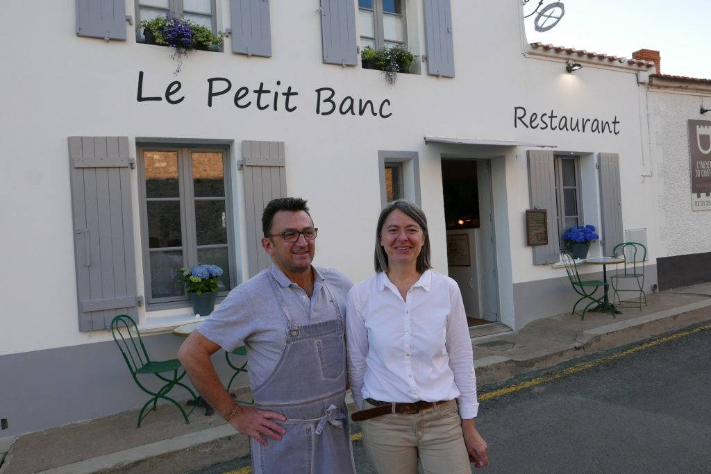 Gilles et Véronique © GP