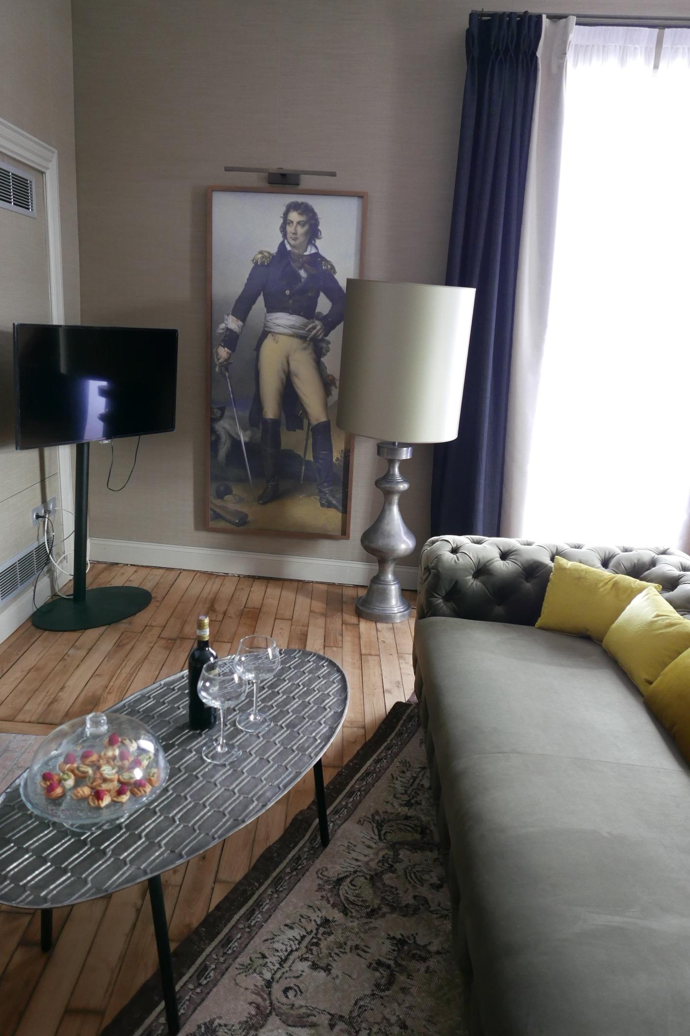 le g n ral d 39 elb e h tel noirmoutier en l 39 le une nuit et plus au g n ral d 39 elb e voyages. Black Bedroom Furniture Sets. Home Design Ideas