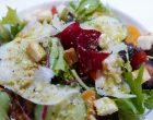 Fraîcheur de légumes et tomme © GP