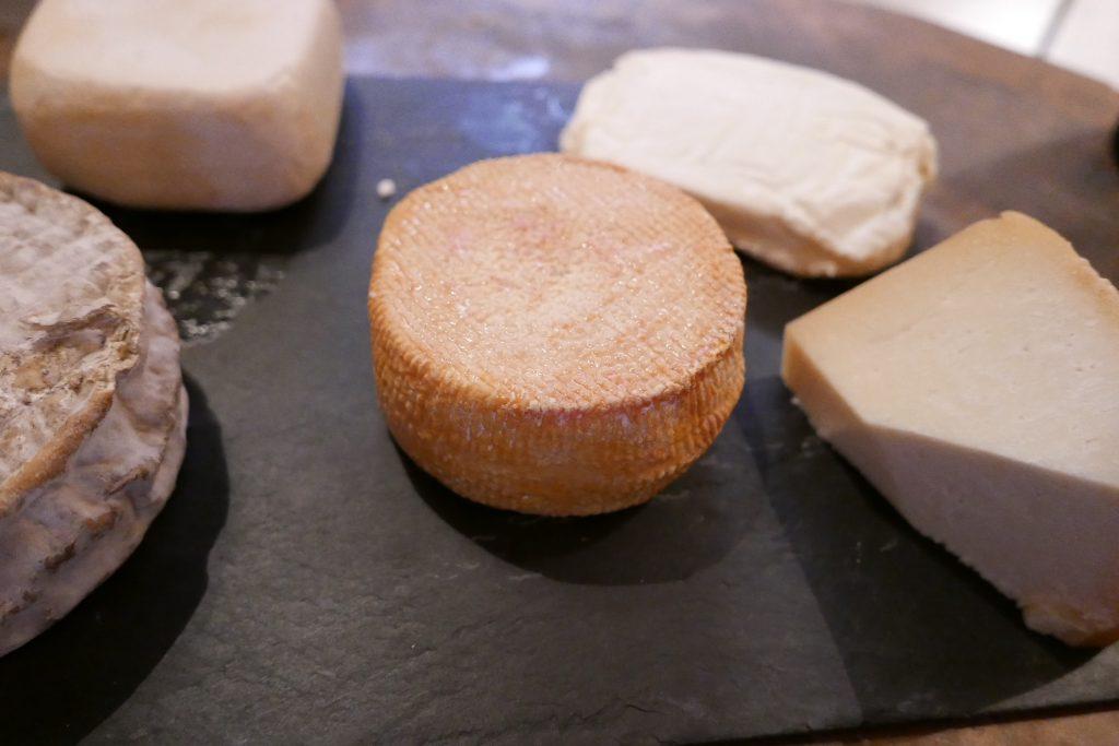 Les cinq terroirs du fromage corse ©GP