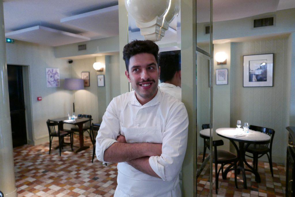 Tondo restaurant paris 12e tondo en demi teinte restaurants - Simone boutique paris ...