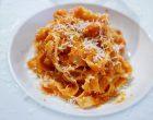 Linguine, tomate et parmesan © GP