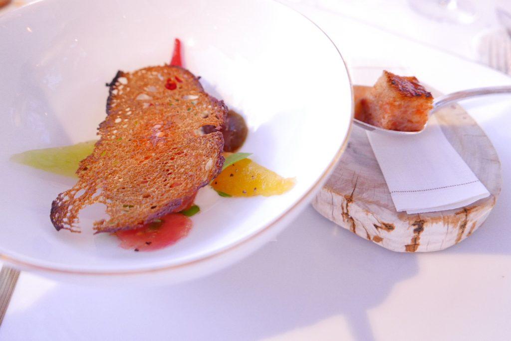 Tomate de Crimée et sa soupe © GP